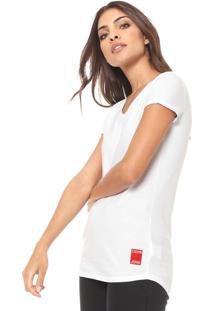 Camiseta Calvin Klein Jeans Only Branca