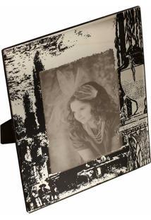 Porta-Retrato Decorativo Espelhado City