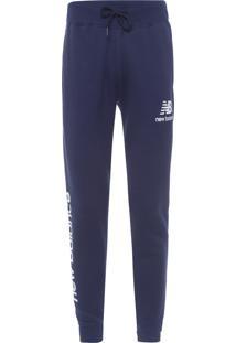 Calça Masculina Bm - Azul