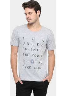 Camiseta Disney The Power - Masculino-Mescla