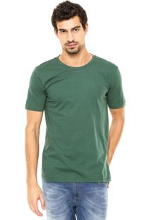Camiseta Vr Logo Verde
