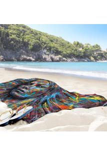 Toalha De Praia / Banho Musa Color