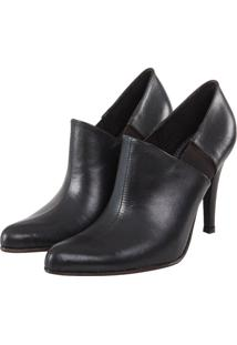 Ankle Boot Elisa Marchi Ella Pumps Preto