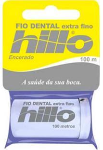 Fio Dental Extrafino Hillo 100M