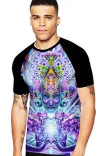 Camiseta Stompy Raglan Modelo 35 Masculina - Masculino
