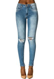 Calça Jeans Skinny Marisa Forum