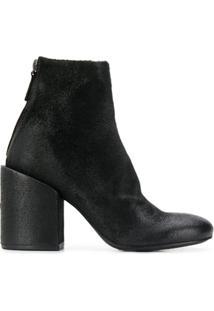 Marsèll Block Heel Ankle Boots - Preto
