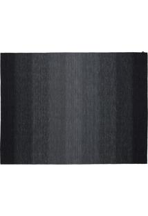 Tapete Kilim Fields Degrade Black