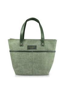 Bolsa Pequena Com Alça Jacki Design Be You Verde