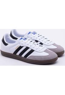 Tênis Adidas Samba Og Originals Branco Masculino 40