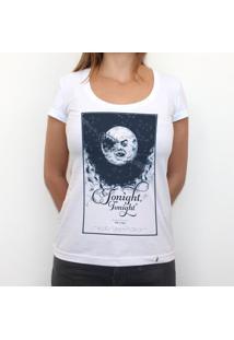Tonight, Tonight - Camiseta Clássica Feminina