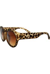 Óculos De Sol Mackage A1631 Animal Print