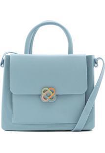 Bolsa Petite Jolie Frozen Azul