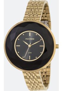 Kit Relógio Feminino Mondaine 99054Lpmvde6K1 Analógico 5Atm + Pulseira