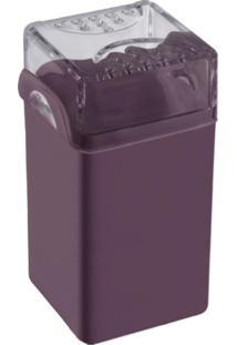 Saleiro E Pimenteiro Casual Roxo Púrpura Coza