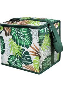 Bolsa Térmica Tropical Verde - Jacki Design