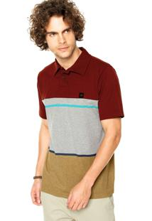 Camisa Polo Hang Loose Dijon Multicolorida