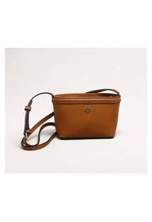 Bolsa Shoulder Bag Capodarte Caramelo