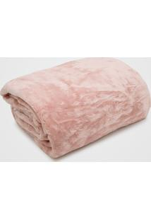 Cobertor Queen Kacyumara Blanket High Rose