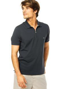 ... Camisa Polo M. Officer Tag Azul 43e055e82e2c1