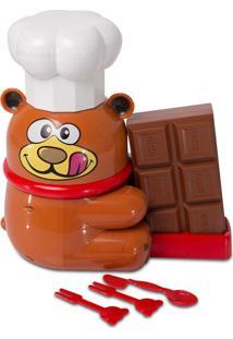 Kids Chef Fondue Maker Multikids Infantil Marrom