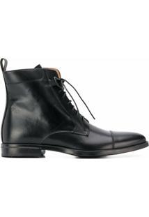 Scarosso Ankle Boot - Preto