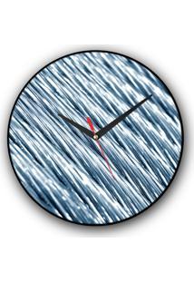 Relógio De Parede Colours Creative Photo Decor Decorativo, Criativo E Diferente - Cabos