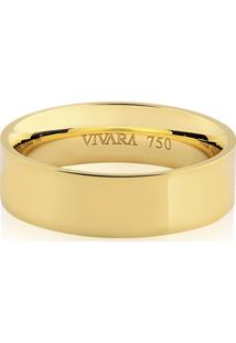 Aliança De Casamento Ouro Amarelo (5Mm)