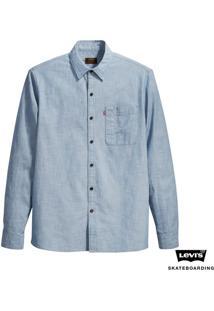 Camisa Levi'S® Skateboarding™ Riveter - Xl