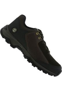 Tênis Timberland Wolf Valley - Masculino - Marrom Escuro