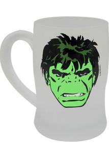 Caneca Zona Criativa Fosca Hulk Branco