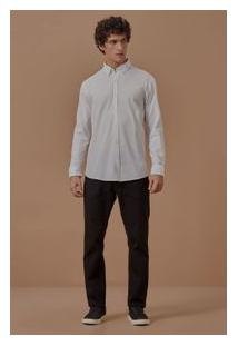 Camisa Ml Social Tricoline Classica