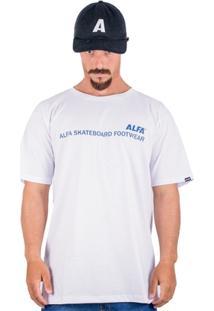 Camiseta Alfa Footwear - Masculino