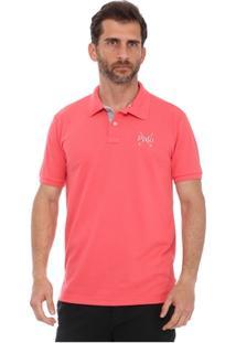 Camisa Polo Santa Fé Slim Taco - Masculino