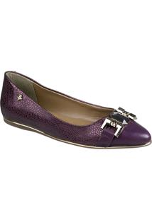 Sapatilha Feminino Cravo Canela Mt New Arraia Burgundy*Vegetal Purple - 144701-5