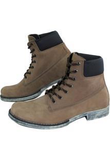 Bota Casual Ln Boots Nobuck 17Rt - Masculino