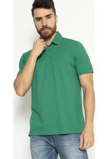 Polo Comfort Fit Lisa - Verdeindividual