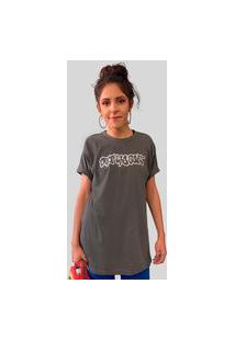 Camiseta Ventura Boombox Chumbo