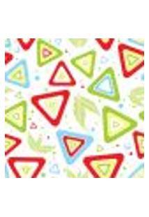 Papel De Parede Adesivo - Triângulos - 009Ppa