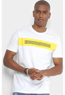 Camiseta Calvin Klein Estampa Reveillon Masculina - Masculino