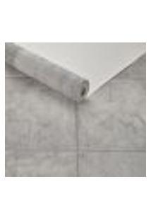 Papel De Parede Lavavel Textura Bloco Concreto Cimento Claro