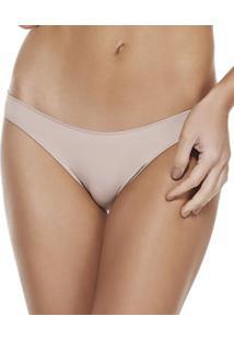 Calcinha Tanga Liebe Nude Confort (101003) Microfibra