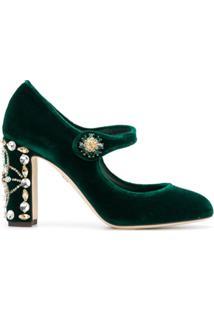 3c93f470a Sapato Bico Arredondado Dolce E Gabanna feminino | Gostei e agora?