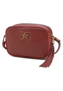 Bolsa Feminina Transversal Nexstar Mini Bag - Vermelho