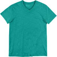 ac33a8b432 Camiseta Masculina Básica Na Modelagem Slim Em Flamê Hering