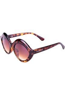 Óculos De Sol Conbelive Gatinho Tartaruga