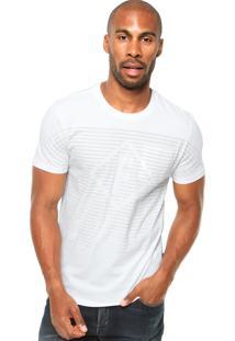 Camiseta Forum Estampa Off-White