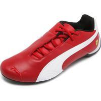 98c1e3570e Tênis Couro Puma Sf Future Cat Og Vermelho