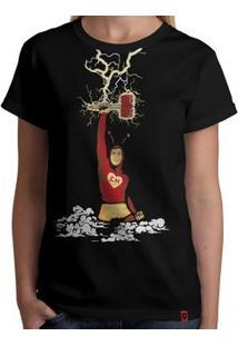 Camiseta Marreta Biônica