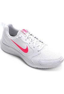 Tênis Nike Todos Flyleather Feminino Feminino Brancorosa